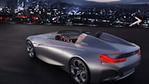 BMW to show a pair of EVs at Geneva, one rather more futuristic than the other (video)