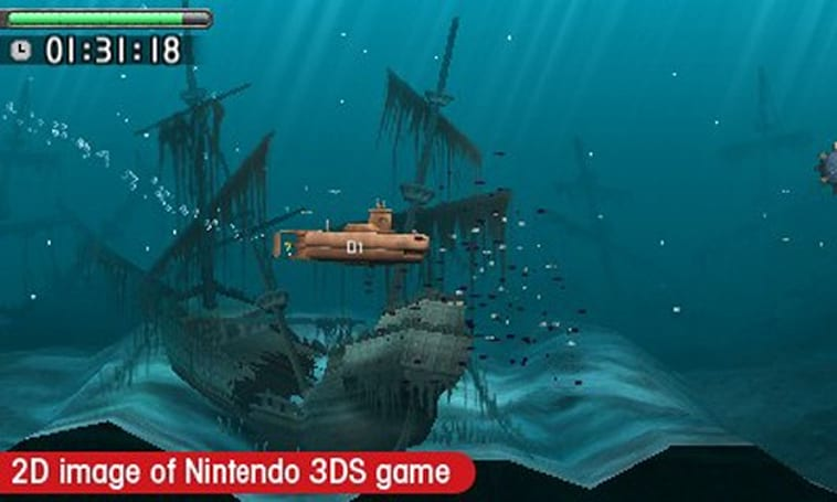 Steel Diver out in Europe on May 6