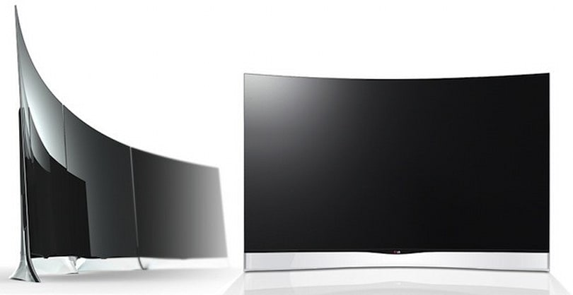 LG's 55-inch curved OLED TV hits Germany for 8,999 euros this week