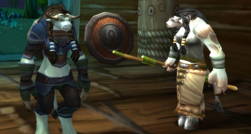 Gender in World of Warcraft