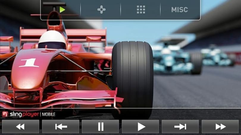 SlingPlayer Mobile for Android - now with high quality video