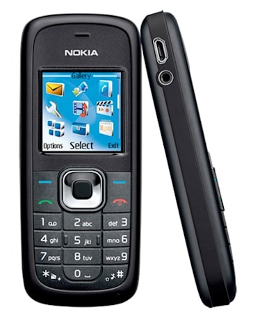 Nokia 1508: CDMA, and that's about it