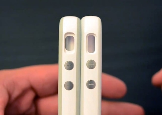 Universal iPhone bumper found in Apple Store, mute button gets more space (video)