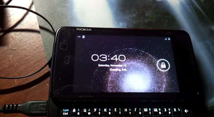 N900 takes a bite out of Ice Cream Sandwich, suffers Android brain freeze (video)