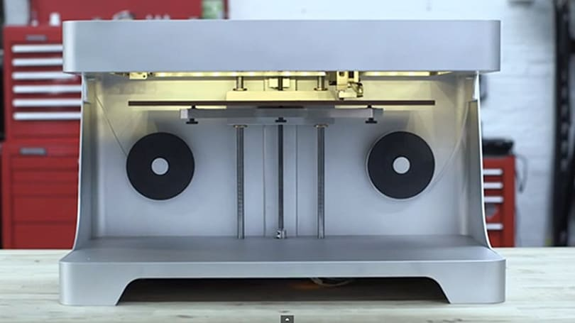 Mark One 3D printer creates carbon fiber objects, costs $5,000