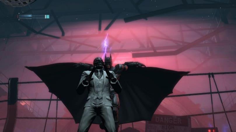 Batman: Arkham Origins Blackgate escapes onto Europe's eShop this week