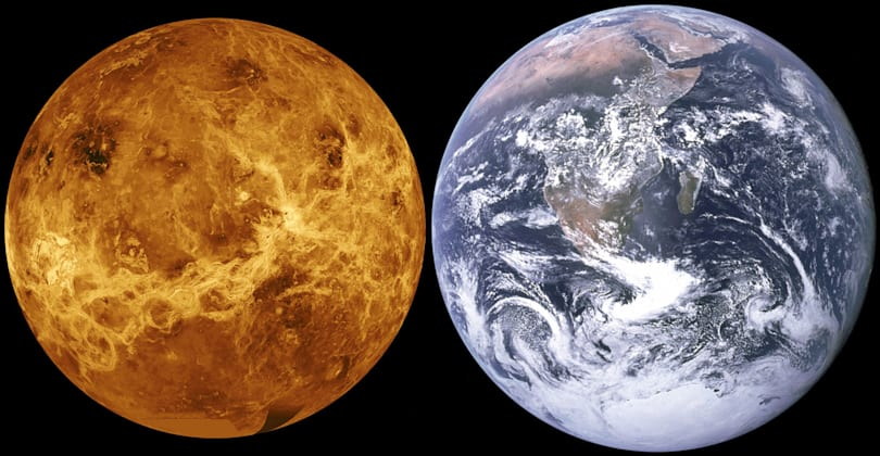 Venus may have supported life before Earth