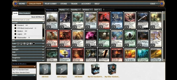 Perfect Ten: Online collectible card games that will tap