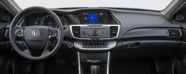 2014 Honda Accord Hybrid.