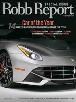 【ビデオ】米誌が選ぶ2014カー・オブ・ザ・イヤーが「F12ベルリネッタ」に決定