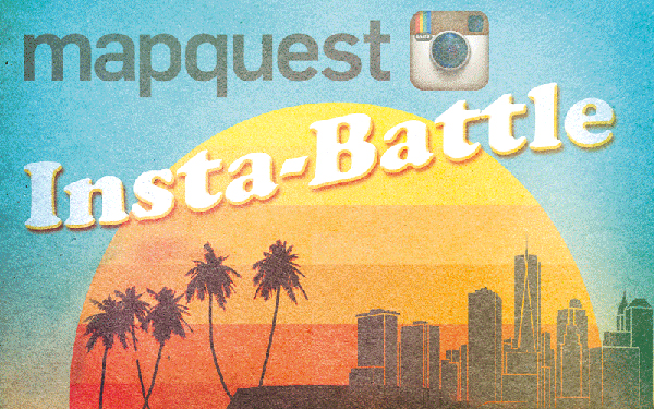 New York City Vs Miami The MapQuest Instabattle Winner Is AOL - Mapquest nyc