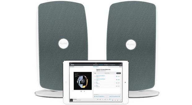 Pure 推出高端 Jongo 的多房間音響系統及 Evoke 網路收音機