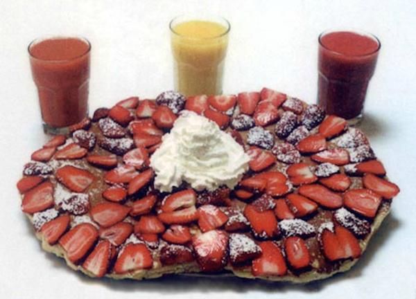 Not an IHOP pancake