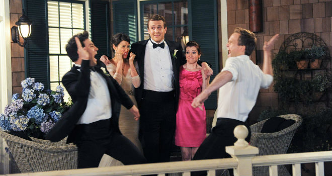 how i met your mother finale alternate ending dvd