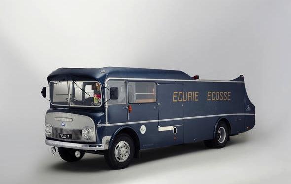 Ecurie Ecosse Auction