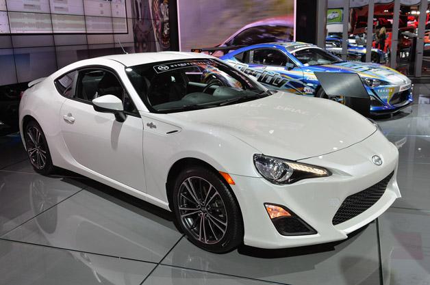 【北米国際自動車ショー2014】サイオンが「FR-S」と「tC」の限定モデルを初披露!