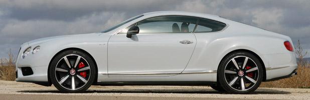 2014 Bentley Continental GT V8 S - Autoblog
