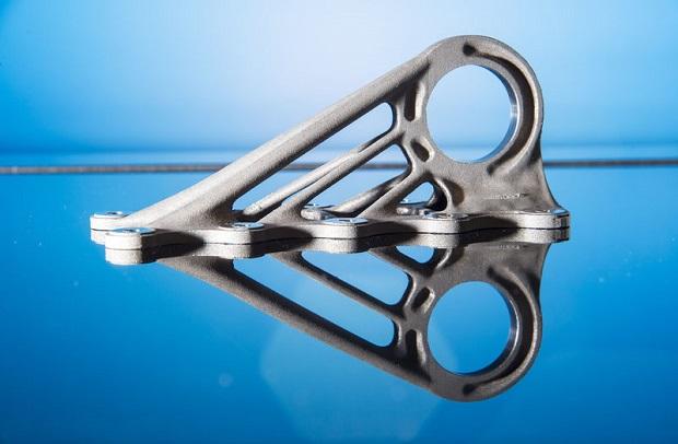 Airbus 和中國大陸的西北工業大學,就共同開發航空界用 3D 打印技術合作