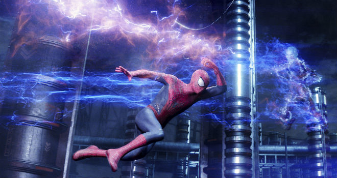 amazing spider-man 2 new years eve