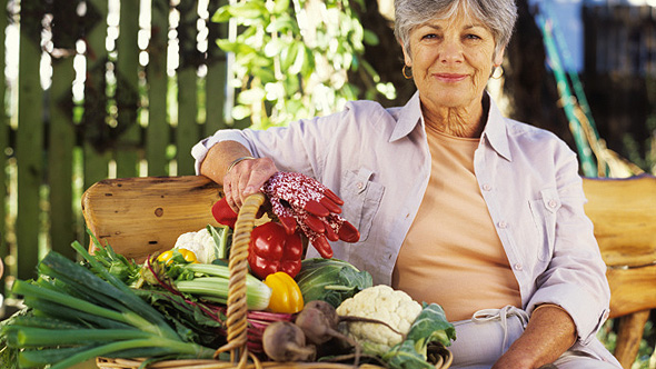 Healthy midlife diet could cut dementia risk