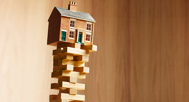 risky adjustable rate mortgages are starting to make a big comeback
