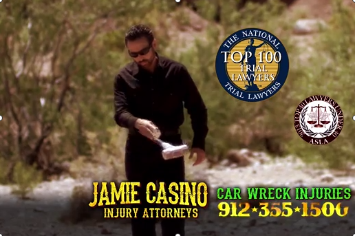 Jamie Casino Superbowl ad