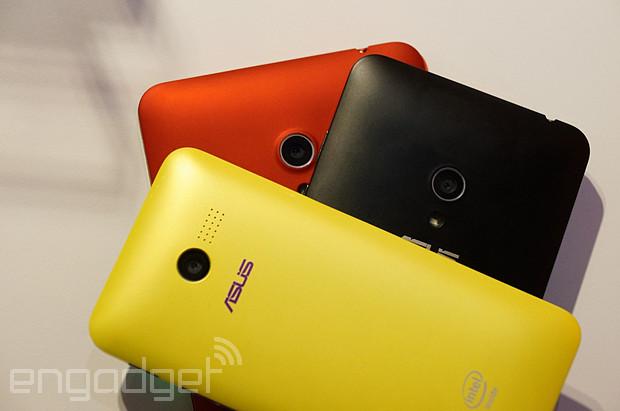 ASUS ZenFone 5 推 2GB RAM / 16GB ROM 版本(更新:首购者可免费升级!)