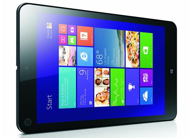Lenovo 推出 ThinkPad 8,專為商務用戶而設的 8 吋 Windows 平板