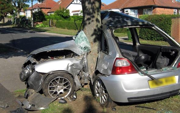 Ash Locker crash