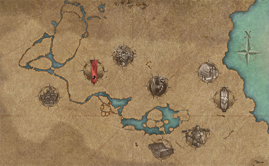Zenimax publishes elder scrolls online interactive map gumiabroncs Image collections