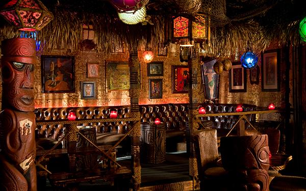 Frankie's Tiki Room Las Vegas