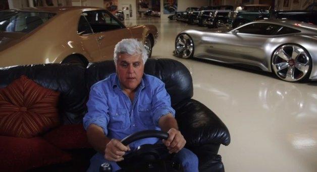 【ビデオ】ジェイ・レノが『GT6』で愛車「トロネード」をドライブ! 実際のクルマと乗り比べ