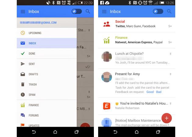 將來的 Gmail app 會加入押後提示和釘選功能?