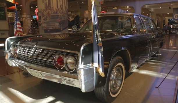 50 Years After Jfk Assassination His Limo Tells A Story Autoblog