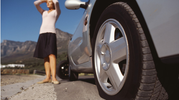 Brits clueless over car tyre testing