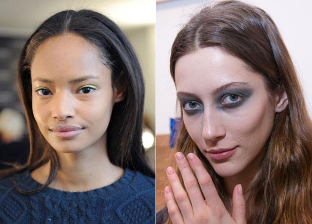green-eye-makeup-new-york-fashion-week