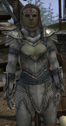 ESO Orc captain