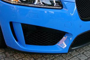 2013 Jaguar XFR-S front fascia