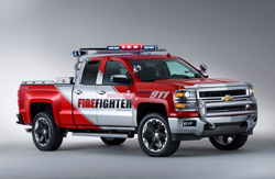 Chevrolet Silverado concept trucks revealed at the 2013 State Fair of Texas