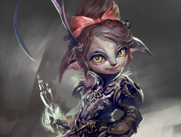 Portrait of Taimi--official art