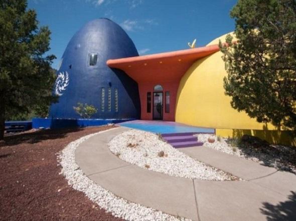 dome home 7625 State Route 179, Sedona, AZ