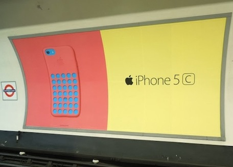 iphone 5c london tube