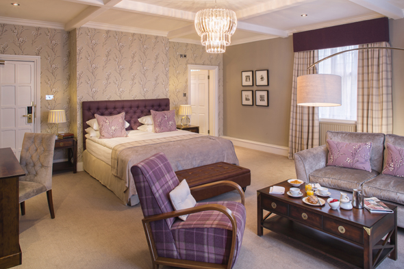 Hotel review of Laura Ashley The Manor