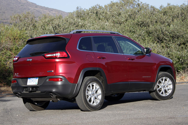 2014 Jeep Cherokee Trailhawk 4dr 4x4 Specs And Prices