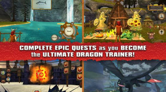School of Dragons screenshot