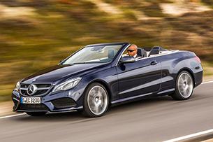 MercedesBenz E Cabriolet Autoblog - 2014 mercedes benz e class 2 door convertible dealer invoice