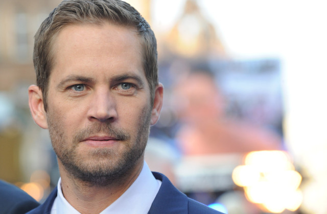 LONDON, ENGLAND - MAY 07:  Actor Paul Walker attends the