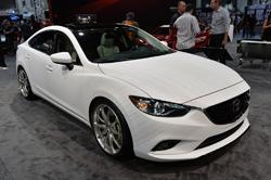 Mazda6 Ceramic 6 Concept