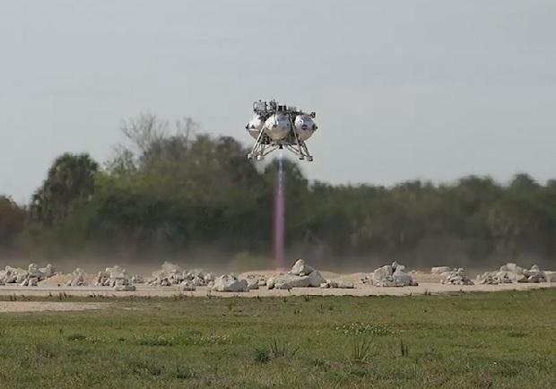 NASA Morpheus 登陆器已经学懂回避障碍物(影片)