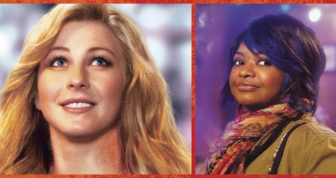 Julianne Hough, Octavia Spencer, Paradise